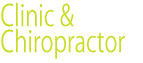 clinic and Chiropractor